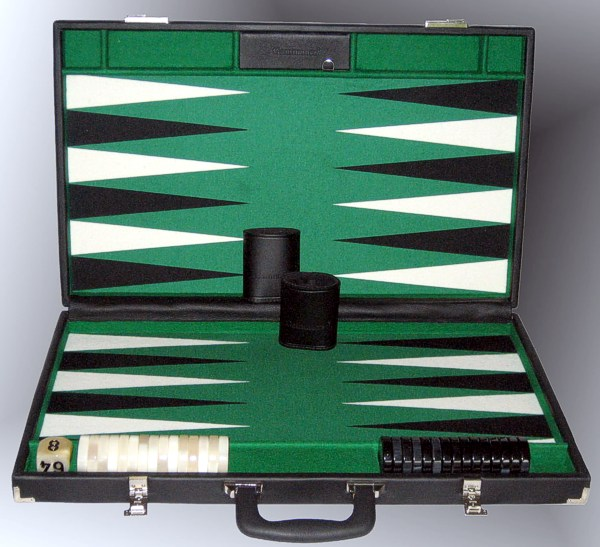 Gammoner Backgammon-Board
