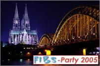 Hier gehts zu den Photos der K�lner FIBS-Party 2005